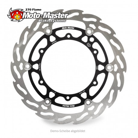 Motomaster Factory Bremsscheibe Vorderrad