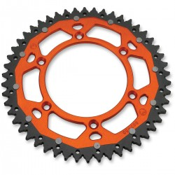 Kettenrad Moose Racing PRO Alu/Stahl für Kettentyp 520