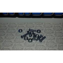 Schraubenset M6x13 10.9 Li.Kopf Bremsscheibe